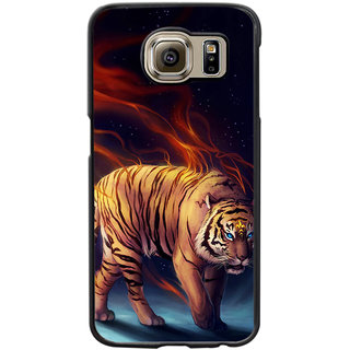 Instyler Digital Printed Back Cover For Samsung Galaxy S6 Edge SGS6EDS-10320