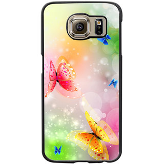 Instyler Digital Printed Back Cover For Samsung Galaxy S6 Edge SGS6EDS-10342