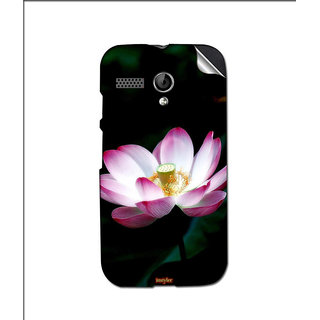 Instyler Mobile Skin Sticker For Moto G MSMOTOGDS10078