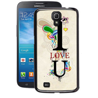 Instyler Digital Printed Back Cover For Samsung Galaxy Mega 6.3 SGM6.3DS-10422