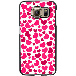 Instyler Digital Printed Back Cover For Samsung Galaxy S6 SGS6DS-10416