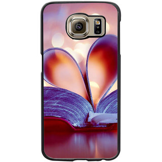 Instyler Digital Printed Back Cover For Samsung Galaxy S6 SGS6DS-10423