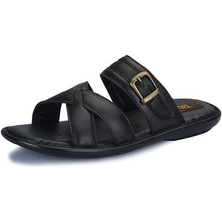 Blazo Men Black Stylish Sandals