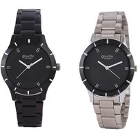 Gravity Swank Stainless Steel Casual Watches-14