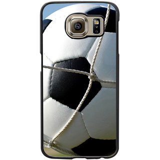 Instyler Digital Printed Back Cover For Samsung Galaxy S6 Edge SGS6EDS-10445