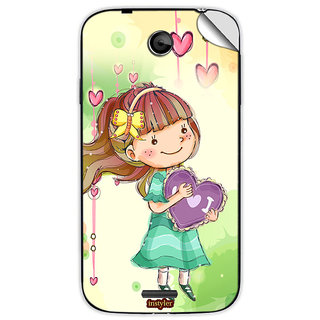 Instyler Mobile Skin Sticker For Coolpad 5310 MSCOOLPAD5310DS10061