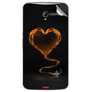 Instyler Mobile Skin Sticker For Motorola Xt1055 Moto X MSMOTOROLAXT1055MOTOXDS10130