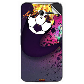 Instyler Mobile Skin Sticker For Motorola Xt1055 Moto X MSMOTOROLAXT1055MOTOXDS10140