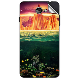 Instyler Mobile Skin Sticker For Coolpad 5891Q MSCOOLPAD5891QDS10152