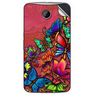 Instyler Mobile Skin Sticker For Motorola Xt1097 ( Moto X Gen 2)  MSMOTOROLAXT1097(MOTOXGEN2)DS10043
