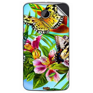 Instyler Mobile Skin Sticker For Motorola Xt1097 ( Moto X Gen 2)  MSMOTOROLAXT1097(MOTOXGEN2)DS10047