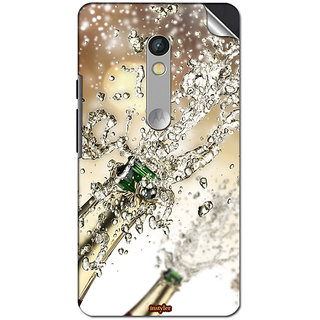Instyler Mobile Skin Sticker For Moto X Play MSMOTOXPLAYDS10148