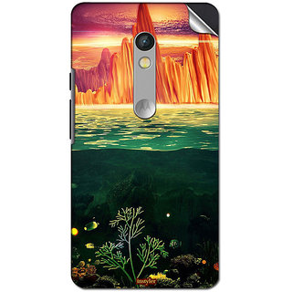 Instyler Mobile Skin Sticker For Moto X Play MSMOTOXPLAYDS10152