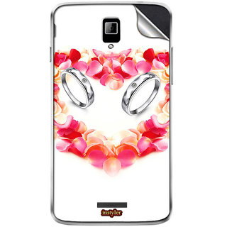 Instyler Mobile Skin Sticker For Coolpad 7259 MSCOOLPAD7259DS10112