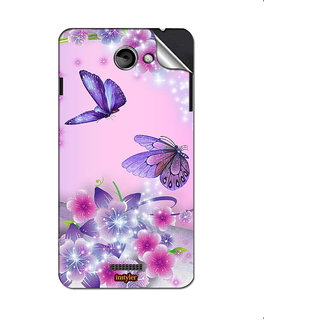 Instyler Mobile Skin Sticker For Coolpad 7275 MSCOOLPAD7275DS10045