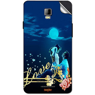 Instyler Mobile Skin Sticker For Coolpad 8705 MSCOOLPAD8705DS10110