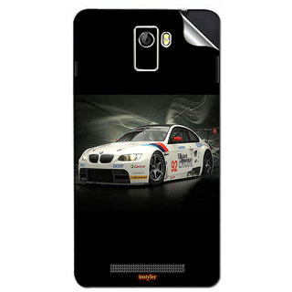 Instyler Mobile Skin Sticker For Coolpad Y60C-1 MSCOOLPADY60C-1DS10037