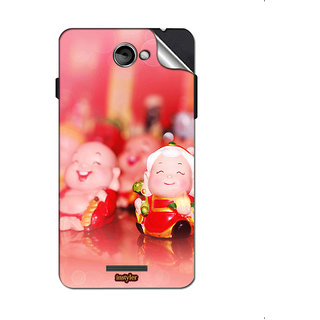 Instyler Mobile Skin Sticker For Coolpad T1 MSCOOLPADT1DS10064