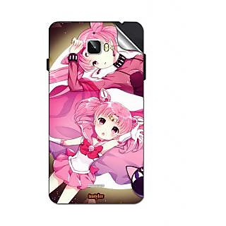 Instyler Mobile Skin Sticker For Coolpad F18297W MSCOOLPADF18297WDS10072