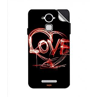 Instyler Mobile Skin Sticker For Coolpad Note 3 Lite MSCOOLPADNOTE3LITEDS10121