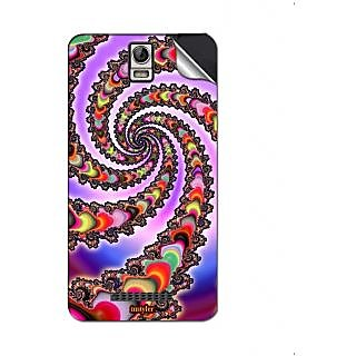 Instyler Mobile Skin Sticker For Coolpad T00 MSCOOLPADT00DS10156