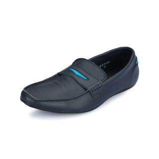Enzo Men's Blue Loafers