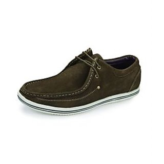 F9 Men's Green Casual Shoes
