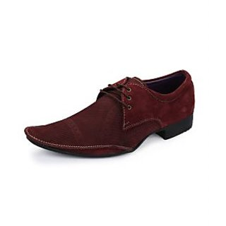 F9 Men's Red Casual Shoes