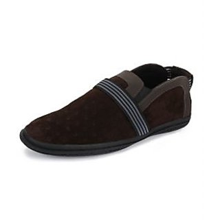 Faces Men's Brown Casual Shoes