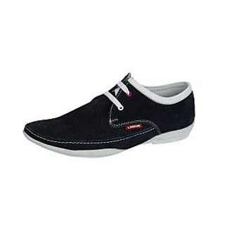 Loochi Men's Blue Casual Shoes