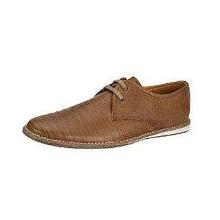 Lues Club Men's Brown Casual Shoes