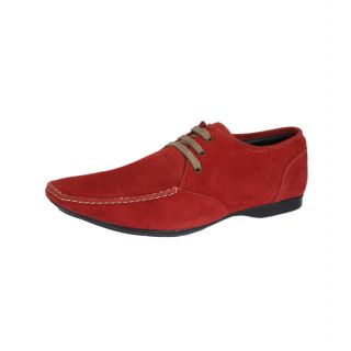 Lues Alberto Men's Red Casual Shoes