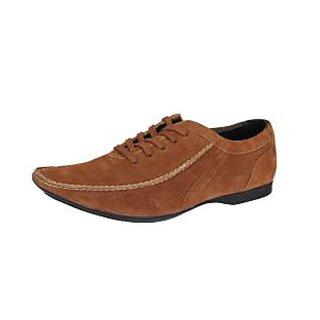 Lues Alberto Men's Brown Casual Stylish Shoes