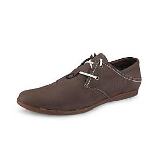 Lush Men's Brown Casual Shoes