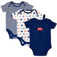 POPPINS Baby Boys Multi Bodysuit