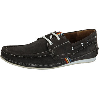 Sharon Men's Grey Casual Shoes