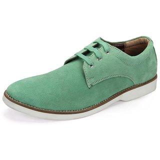 Roadies Men's Green Casual Shoes