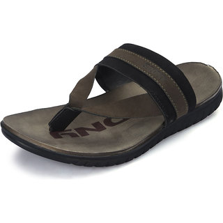 Roony Men's Olive Stylish Sandals