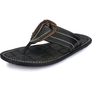 Sharon Men Black Stylish Sandals