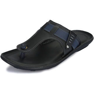 Vago Men Black Stylish Sandals - Option 2