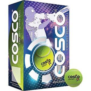 COSCO TUFF CRICKET BALL ( PACK OF 12 )