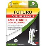 Futuro Anti Embolism Stockings Knee Length Xl Reg