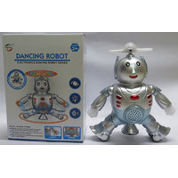 Dancing Robot (Battery Operated Toy)