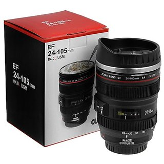 Photography Lovers Favourite Stylish and Realistic Camera Lens Mug By Flintstop
