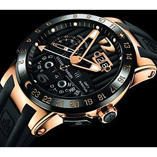 ULysee Nardin Limited Edition Toro Watch Black