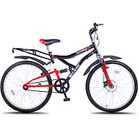 Hero Sprint 26T Winner Single Speed Adult Cycle - Black