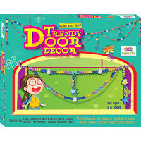 Make Your Own Trendy Door Décor, Art & Creativity Toys For Kids Girls Toys