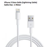 Apple Lightning Cable 1 Meter Charging Data IPhone 5 IPod Touch 5 Ipod Nano 7