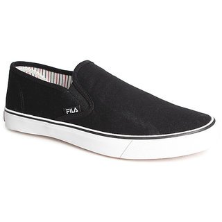 Fila Relaxer Ii Black Lifestyle Shoes