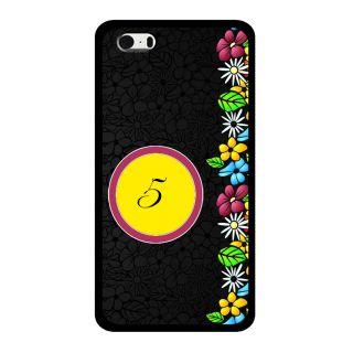 Slr Back Case For Apple Iphone 5  SLRIP52D0161